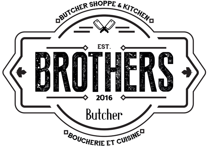 Brothers Butcher Shoppe logo