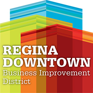 Regina Downtown logo