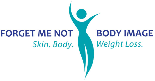 Forget Me Not Body Image logo