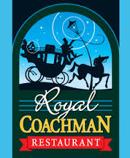 The Royal Coachman logo