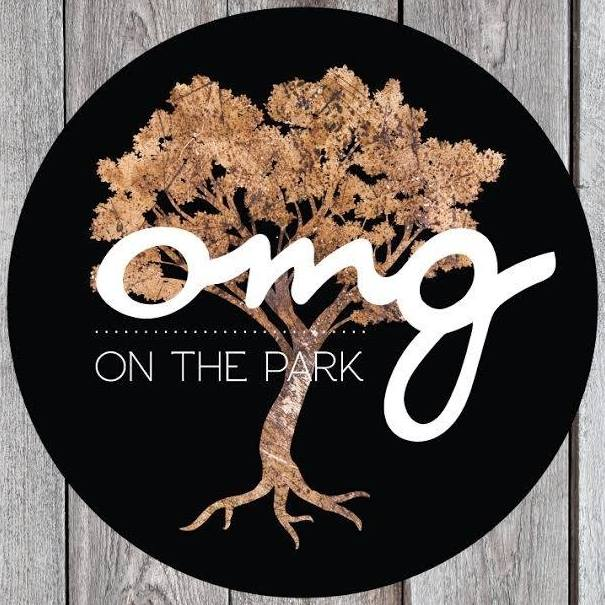 OMG on the Park logo