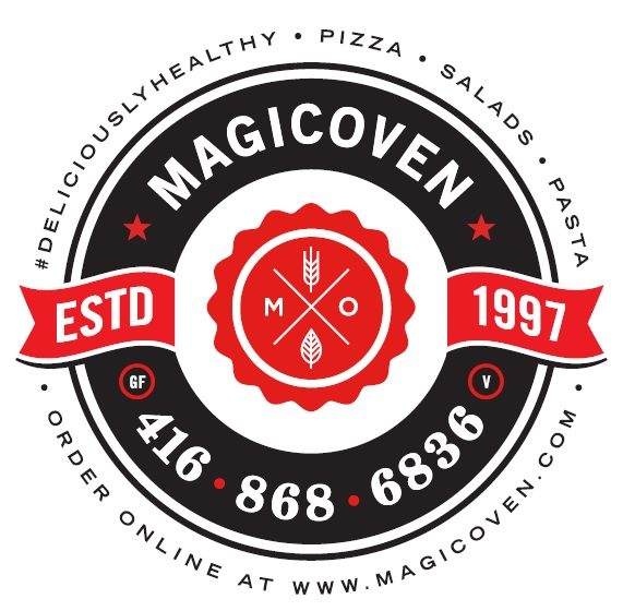 Magic Oven - Pizza and Pasta logo