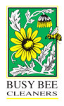 Busy Bee Cleaners logo