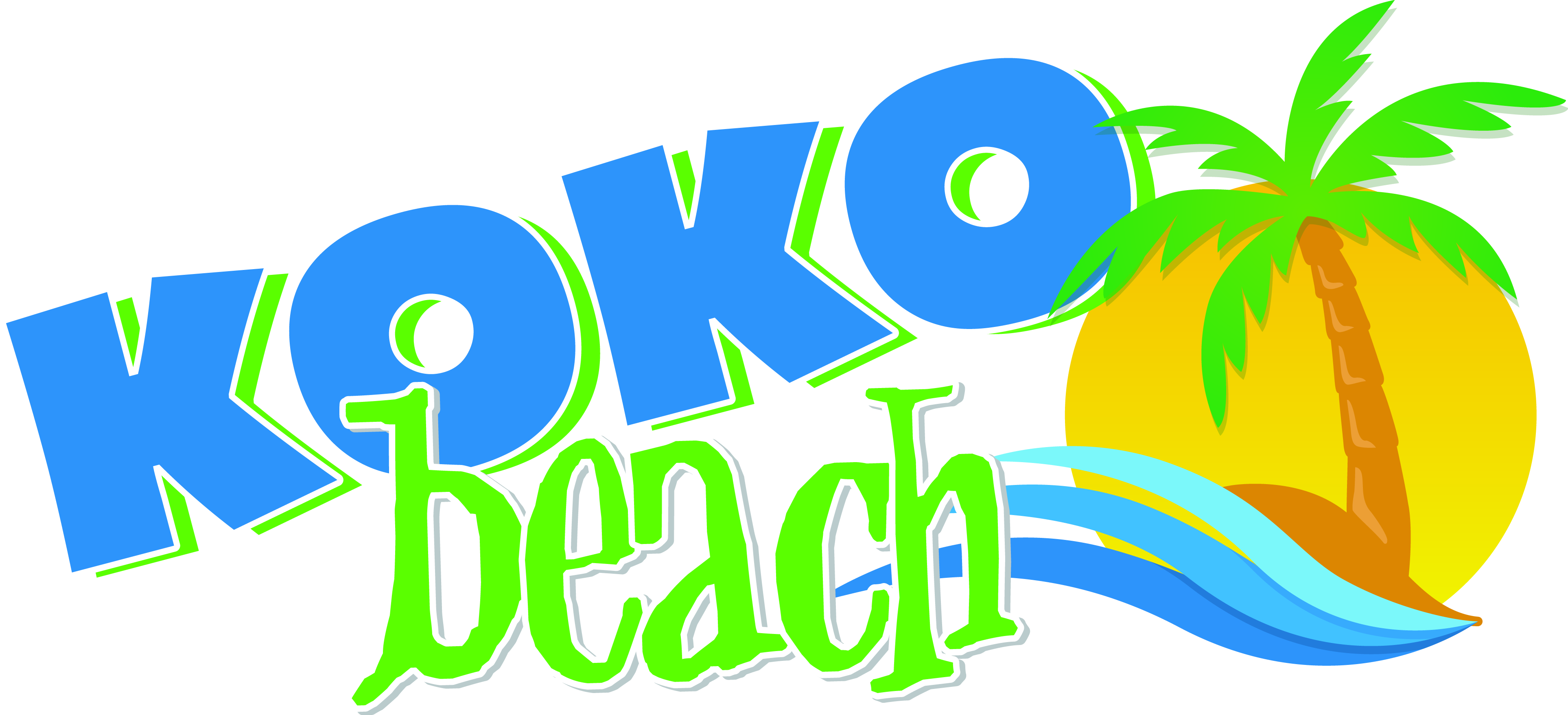 Koko Beach Tanning & Hair Salon logo