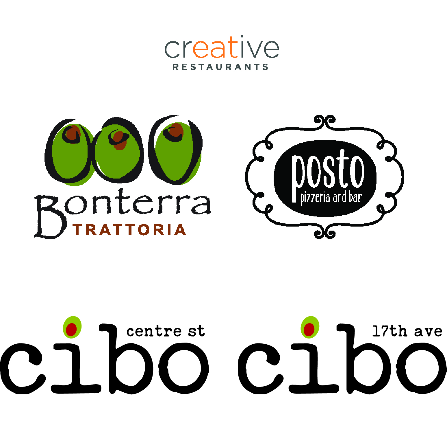 Creative Restaurants Group logo