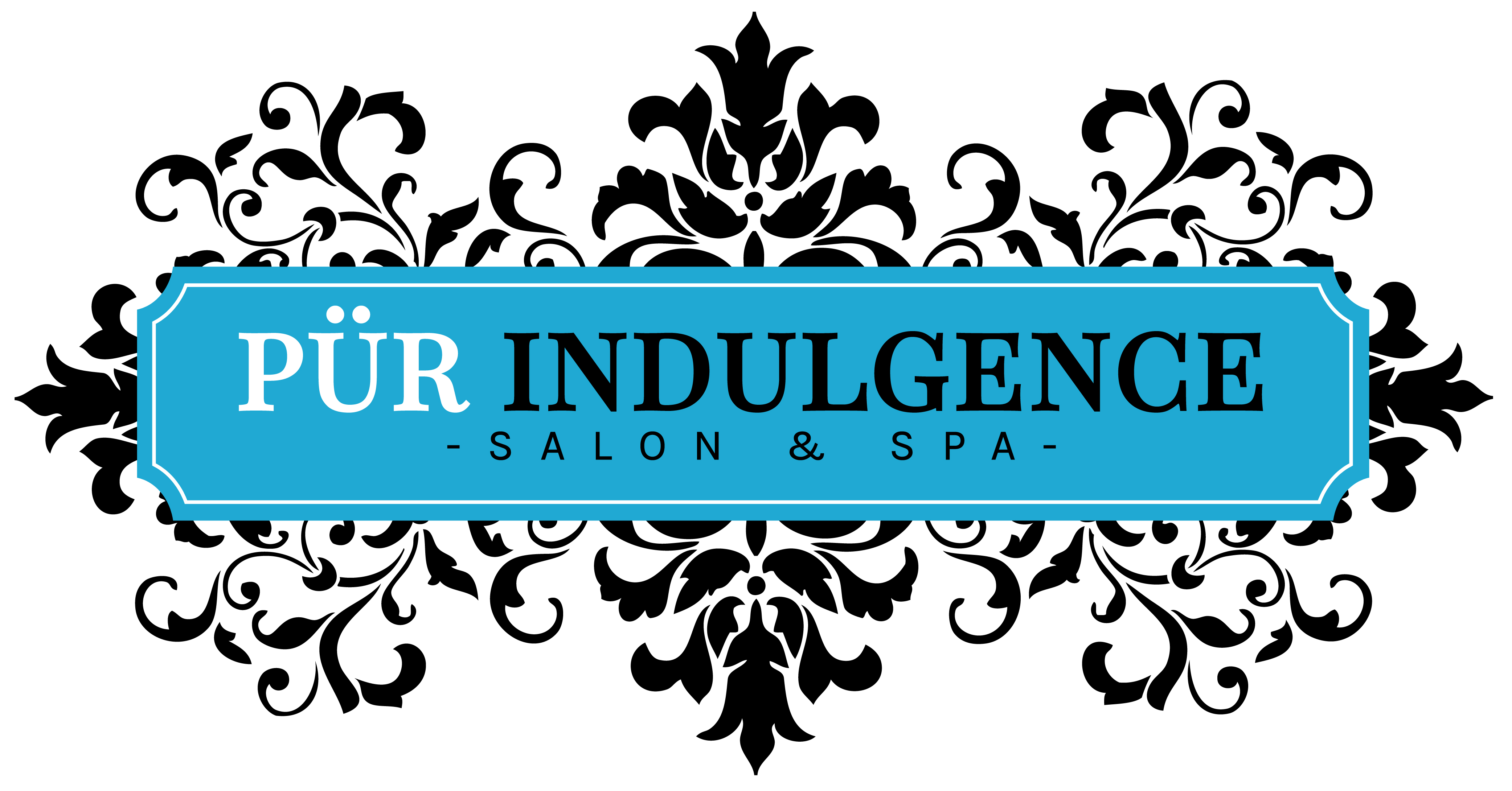 Pur Indulgence Salon & Spa logo