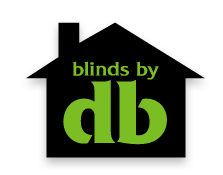 Blinds by DB logo