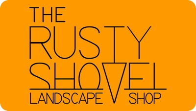 The Rusty Shovel logo